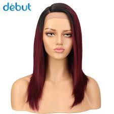 <b>Debut Human</b> Hair Wigs Remy Brazilian <b>Lace Front Human</b> Hair ...