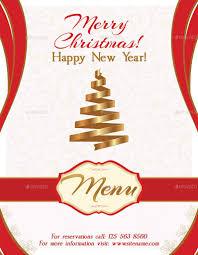christmas menu template by oloreon graphicriver christmas menu template restaurant flyers · 01 preview cmt jpg