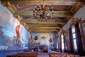 Image result for images of santa barbara courthouse