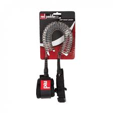 Red Paddle Co Flat Water <b>Coiled Leash</b>