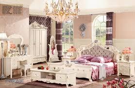 Princess Room Furniture Best Price Foshan Princess Kids Bed Bedroom Furniture Sets With 4 Doors WardrobeBeside TableDressing Mirror909 Room