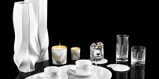 Коллекция <b>посуды</b> и аксессуаров для дома Захи Хадид на ...