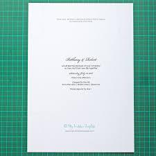 diy laser cut wedding invitations tutorial 1 simple invitation template square