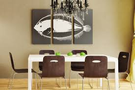 Esszimmer Gestalten Wände : Wanddeko im esszimmer ideen u tipps für schöne wände