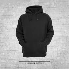 <b>Customized Name</b> Sleeves Pullover Hoodie - Customize.pk