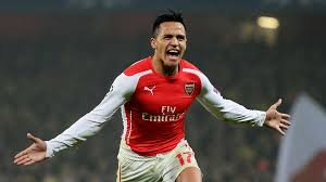 Image result for Alexis Sanchez is picture