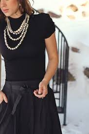 141 Best How To Style Pearls images in <b>2019</b> | Pearls, <b>Pearl jewelry</b> ...