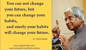 Nice Quote by A.P.J. Abdul kalam | Say your story quotes | Pinterest