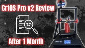 <b>Creality CR10S Pro V2</b> Review - YouTube
