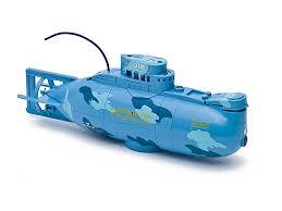 <b>Радиоуправляемая подводная</b> лодка Submarine <b>Create Toys</b> Art