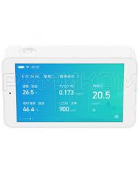 Купить <b>Анализатор воздуха Xiaomi</b> Mijia Air Detector (белый) в ...