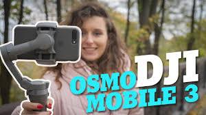 <b>DJI Osmo Mobile</b> 3 – суперстаб для смартфона - YouTube