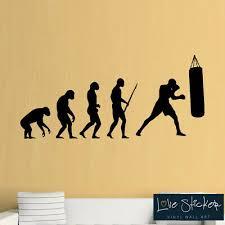 Wall Stickers Karate <b>Fitness Sport</b> Gym Boys Art Decals Vinyl Home ...