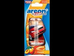 <b>Автомобильный ароматизатор Areon</b> Liquid Peach Персик ...