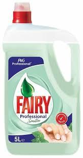 <b>Fairy Средство</b> для мытья <b>посуды Professional</b> Sensitive Зеленый ...