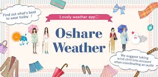 OshareWeather - For <b>cute girls</b> - Apps on Google Play