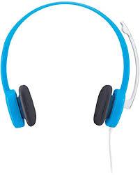 <b>Logitech H150</b> Wired <b>Headset</b>, <b>Stereo</b> Headphones with Rotating ...