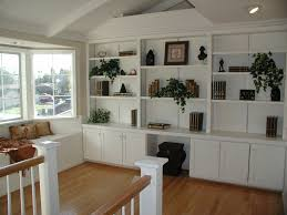 built in desk and bookcase built bookcase desk ideas