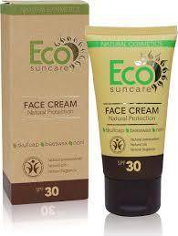 Eco Suncare Натуральный солнцезащитный <b>крем для лица</b> ...