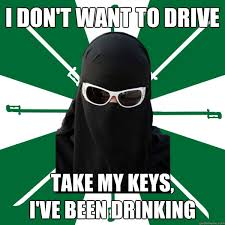 Liberated Saudi Woman memes | quickmeme via Relatably.com