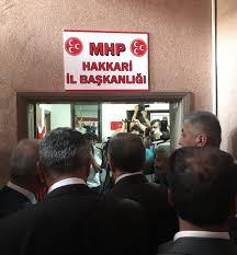 MHP Şemdinli'den sonra Hakkari'de de teşkilat kurdu