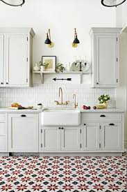 upper kitchen cabinets pbjstories screenbshotb: prepare to fall in love with these  kitchen trends statement floor