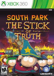 South Park: La Vara de la Verdad RGH Español Xbox 360 [Mega+] Xbox Ps3 Pc Xbox360 Wii Nintendo Mac Linux