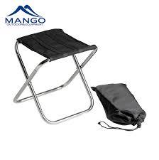 Mini Portable <b>Outdoor</b> Aluminum <b>7075 Folding</b> Fishing <b>Camping</b> ...