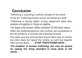 conclusion on human trafficking essay   essay for you    conclusion on human trafficking essay   image