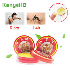 9pcs Mini Red Tiger Balm Ointment Muscle Back Neck Arthritis ...
