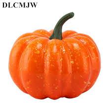 Artificial Vegetable <b>Halloween Pumpkins Props</b> Foam <b>Pumpkins</b> ...