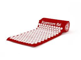 <b>Акупунктурный коврик Acupressure Mat</b> Red: купить, цена, отзывы ...