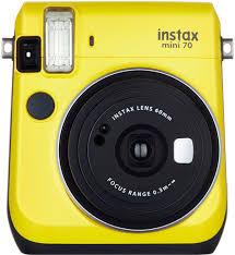 Купить <b>Фотоаппарат</b> моментальной печати <b>Fujifilm Instax Mini</b> 70 ...