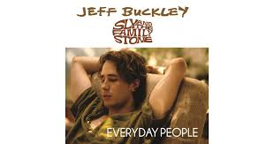 "<b>Everyday</b> People , <b>Jeff Buckley</b> – 7"" – Music Mania Records – Ghent"