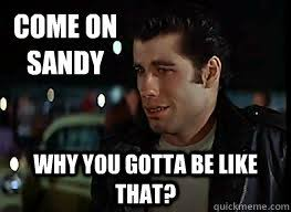 SANDY MEMES image memes at relatably.com via Relatably.com