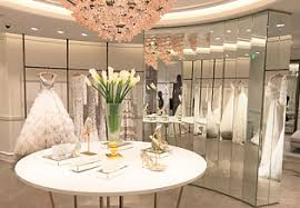 <b>Светодиодное освещение</b> в свадебном <b>салоне</b> Bridal
