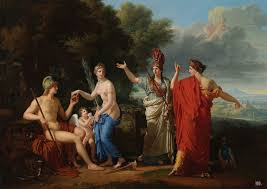 best images about trojan war heroes the heroes francois xavier the judgement of paris tags trojan war paris juno