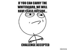 Challenge Accepted - WeKnowMemes Generator via Relatably.com