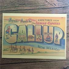 new mexico home decor: new arrival rmcb  vintage kraft paper quotnew mexicoquot pictures for wall poster