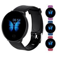 Смарт часы <b>D19</b> для мужчин и женщин, спортивные умные часы ...