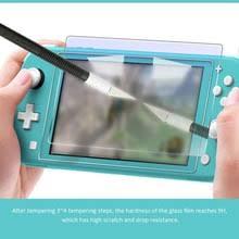 Закаленное <b>защитное стекло для</b> экрана для nintendo Switch ...