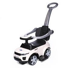 <b>Каталка BabyCare</b> Sport Car, цвет: белый, артикул: 614W - купить ...