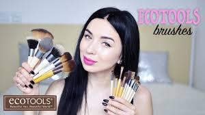 БЮДЖЕТНЫЕ КИСТИ для макияжа <b>ECOTOOLS</b> : ФАВОРИТЫ И ...
