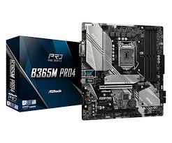ASRock > B365M Pro4