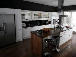 modern kitchen setup:   small kitchen design with breakfast bar