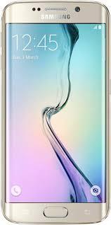 Samsung Galaxy S6 Edge : Buy Samsung Galaxy S6 Edge (Gold ...