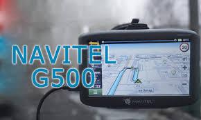 Обзор <b>NAVITEL G500</b> GPS/ГЛОНАСС | VideoregObzor