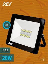<b>Прожектор</b> светодиодный <b>Ultra Slim</b> 20W 6500К <b>REV</b> 11010283 в ...