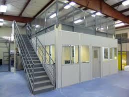 modular office with mezzanine 2 agri office mezzanine floor