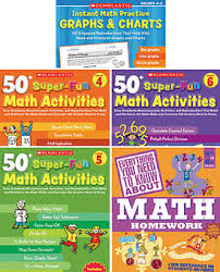 Scholastic MATH Homework Help Set  Grade        Paperback   The